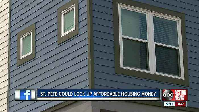 """St. Pete considers """"lock box"""" idea to secure affordable housing money"""
