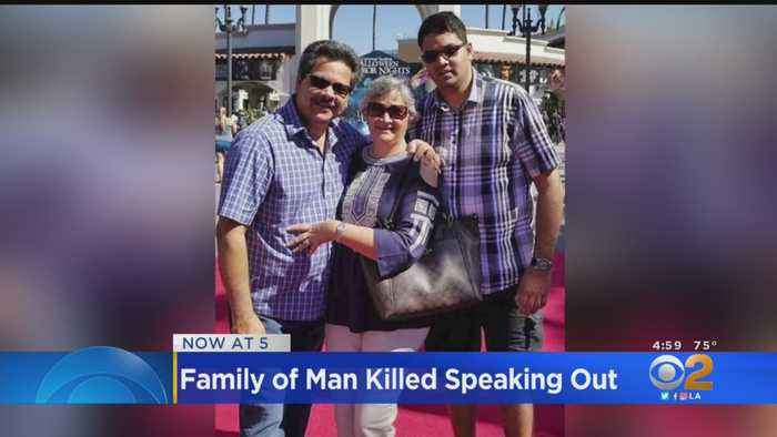 'Do They Look Intimidating To You?' Man Outraged That Off-Duty Officer Shot His Family