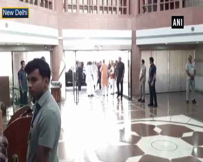 PM Modi, Amit Shah arrive for BJP's executive committee meeting