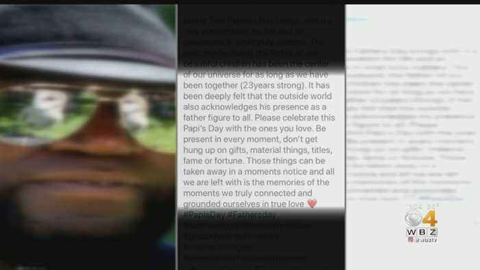 David Ortiz's Wife Offers Father's Day Tribute To Big Papi