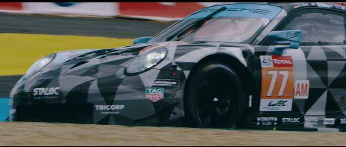 Porsche at Le Mans 2019 - Fight into the night