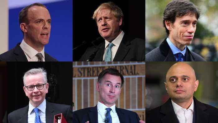 Tory leadership race: Which six candidates are left?