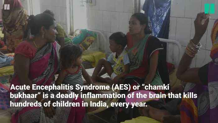 Bihar's Encephalitis Death Toll Crosses 100