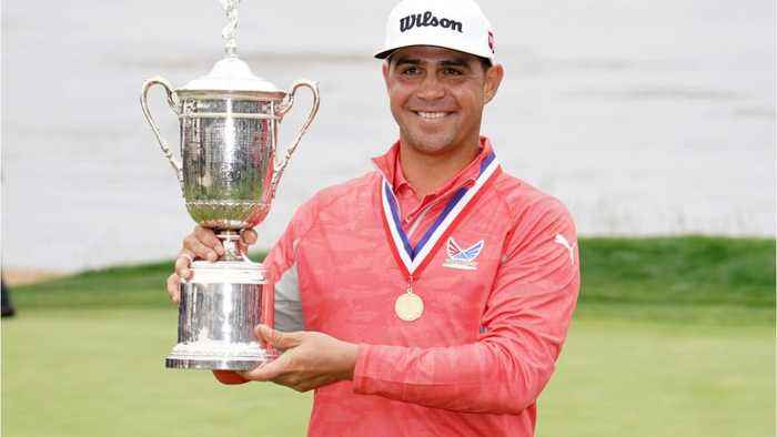 Gary Woodland Is The New U.S. Open Champion