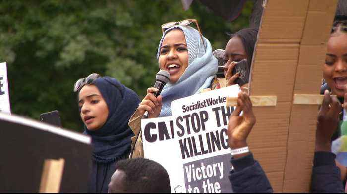 Sudan expats protest in London against military leaders