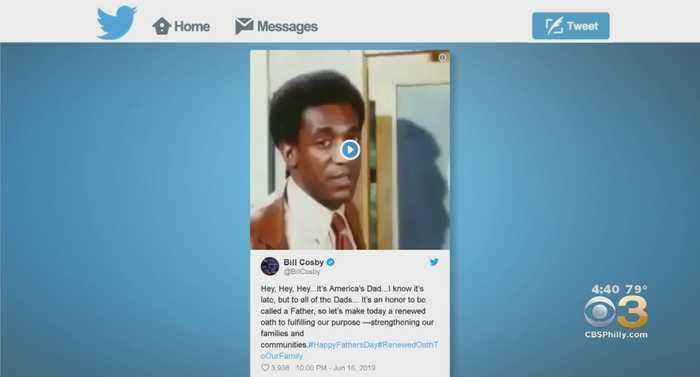 Bill Cosby Tweets From Behind Bars