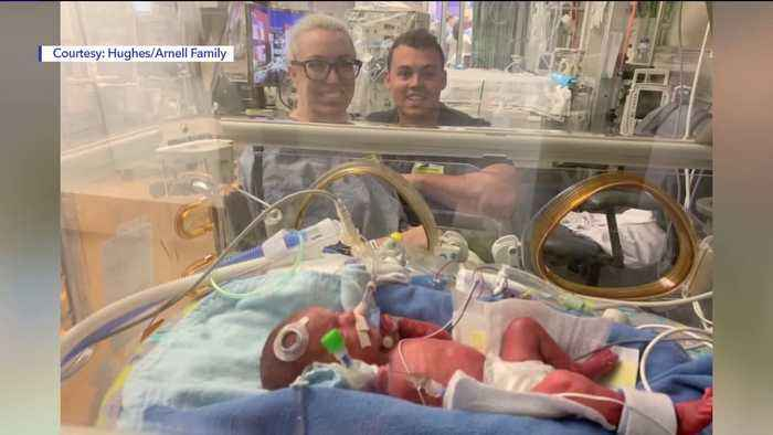 'Miracle Baby' Survives Emergency C-Section After Crash in Utah