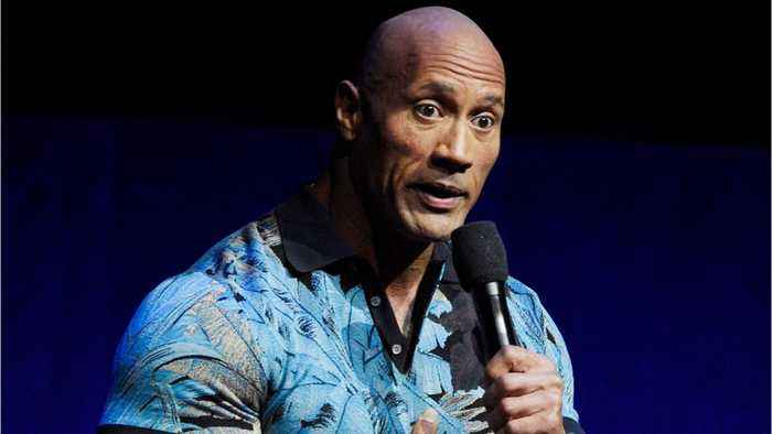 Will The Rock Be The Voice On Fans' Smart Speakers?