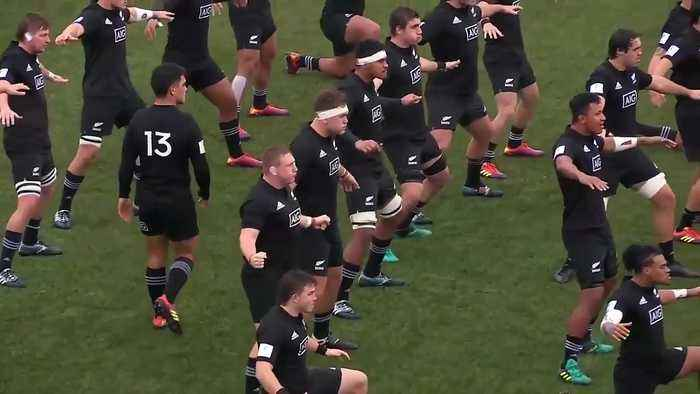 New Zealand U20s lay down the challenge to Wales