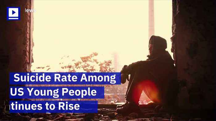 Suicide Rate Among US Young People Continues to Rise