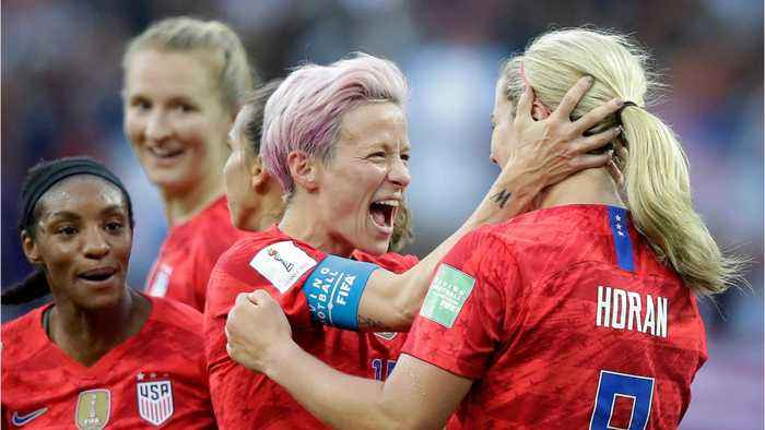 Why Won't Megan Rapinoe Sing The National Anthem?