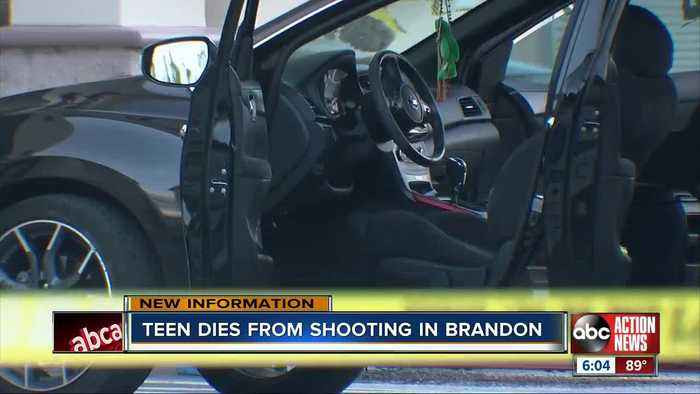 14-year-old dies after being found shot in car outside Brandon Walgreens