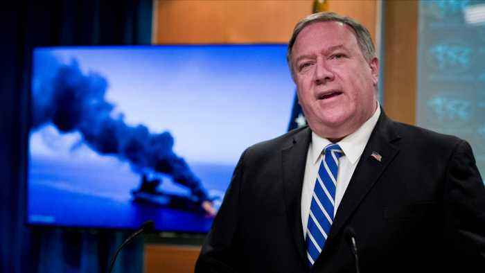 Pompeo Says The US Wants To Avoid War With Iran
