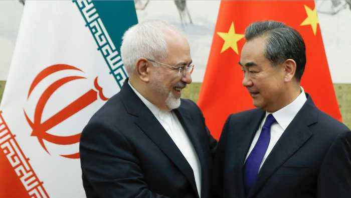 China Warns The US On Building Tension With Iran
