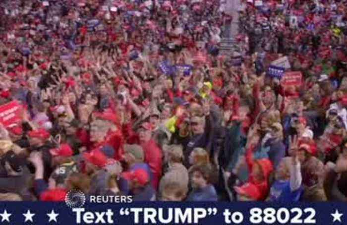 Trump 2020 campaign ad a rally cry for the base