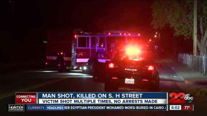 One man dead after shooting in South Bakersfield