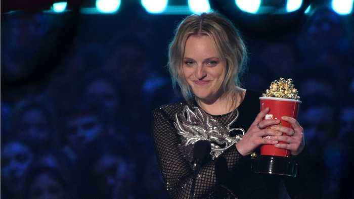 Elisabeth Moss Wins 'Best Performance In A Show' At MTV Movie And TV Awards