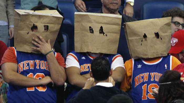 Are The Knicks Summer Plans Falling Apart?