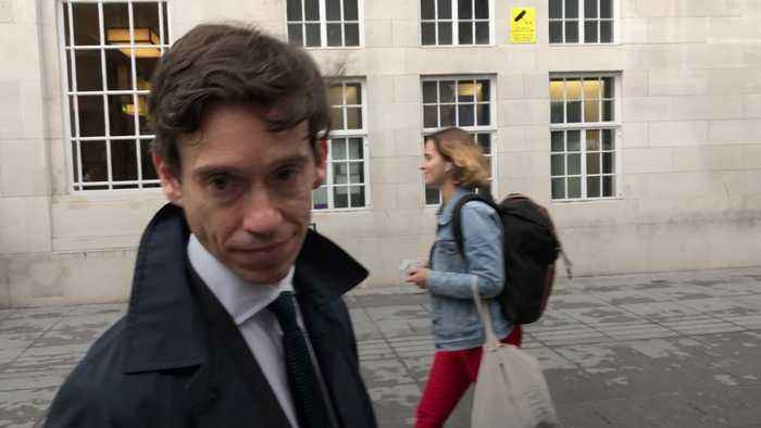 Rory Stewart 'very, very pleased' with momentum in Tory leadership race