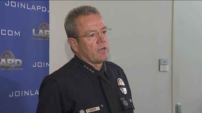 LAPD Chief Says His 'Heart Goes Out to Parents' of Man Killed by Off-Duty Officer at SoCal Costco