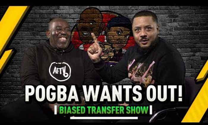Pogba Wants Out And Should Arsenal Focus On The Youth | Biased Premier League Show ft Troopz