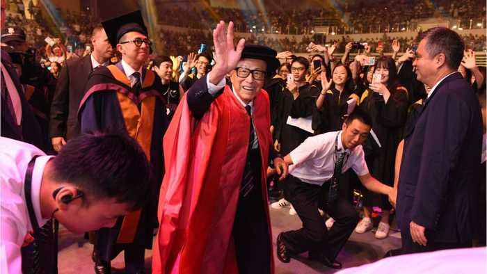 The Richest Man In Hong Kong Funds An Entire College Class' Tuition For Up To 5 Years
