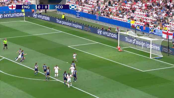 England vs Scotland - FIFA Women's World Cup, France 2019