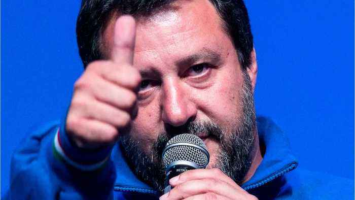 Salvini says Italy will stick with 'mini-BOT' plan unless a better idea comes along