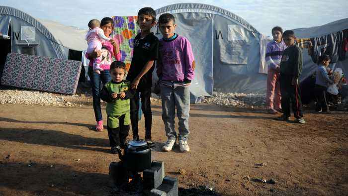 Record-High 70 Million People Are Displaced Around The World, UN Says