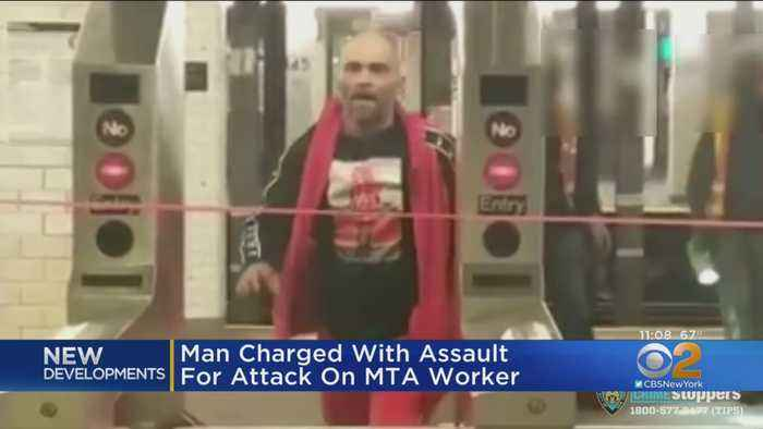 Suspect Who Attacked MTA Worker Arrested