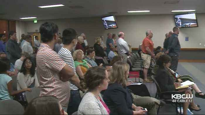 Tensions Escalate At Fremont City Council Meeting Over Potential Navigation Center