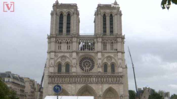 This is Who's Really Paying For Notre Dame's Reconstruction