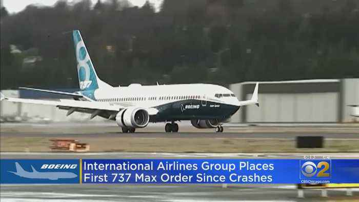 Boeing Makes First 737 Sales In Months