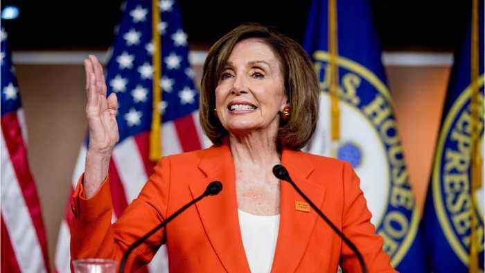 Pelosi To View Less Redacted  Mueller Report This Week