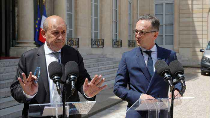 France, Germany to increase efforts to reduce Iran tensions, avert war: ministers
