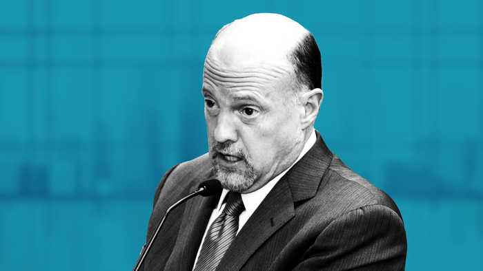 Jim Cramer Tackles Jerome Powell's Job Safety, Adobe and CBS and Viacom
