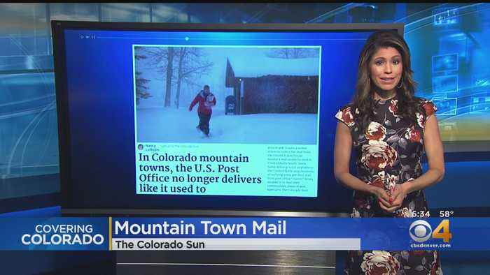 Mountain Towns Claim Postal Service Lacks Service