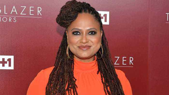 Ava DuVernay Reacts to Trump's New Central Park Five Comments: 'I Don't Care' | THR News