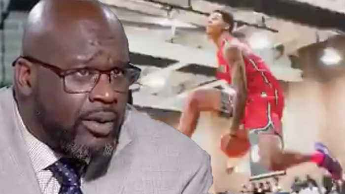 Shareef O'neal ROASTS His Dad Shaq's Free Throwing Ability & Shaq CLAPS BACK In Comments