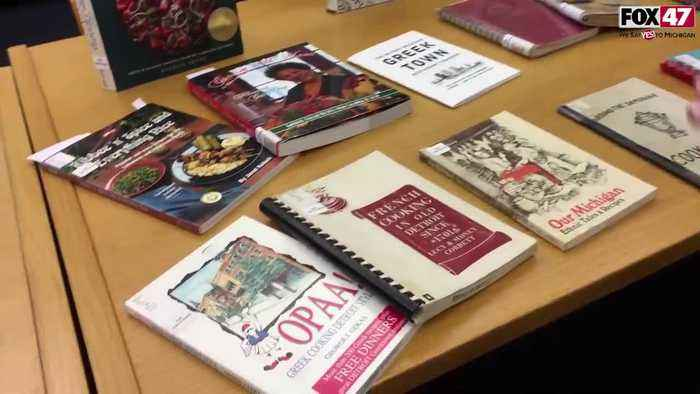 Michigan History Throwback: Library of Michigan Ethnic Cookbook Collection