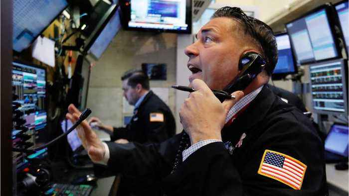 Stocks Rise After Fed Statement On Borrowing Costs