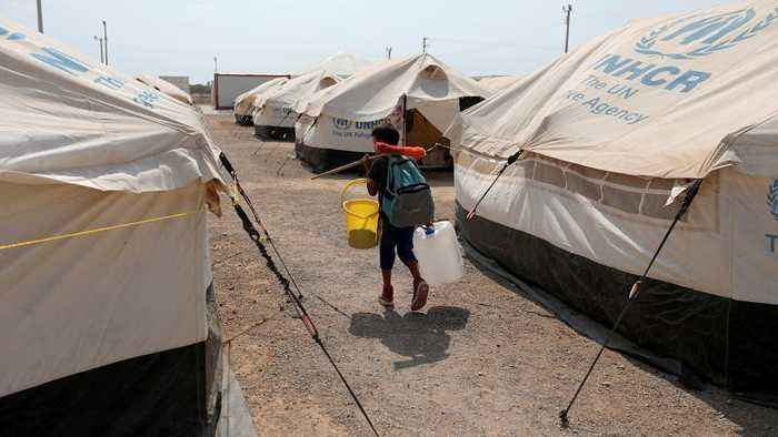 World Refugee Day: 70 million displaced worldwide is 'wake up call for leaders'