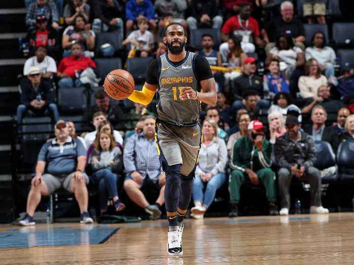 How Mike Conley Trade to Jazz Shakes Up the Western Conference