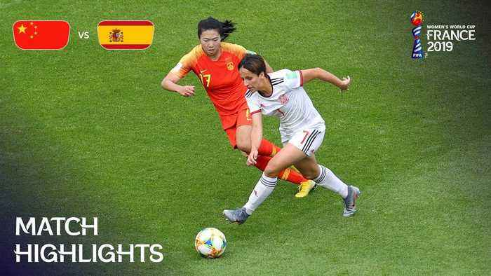 China PR v Spain - FIFA Women's World Cup France 2019™