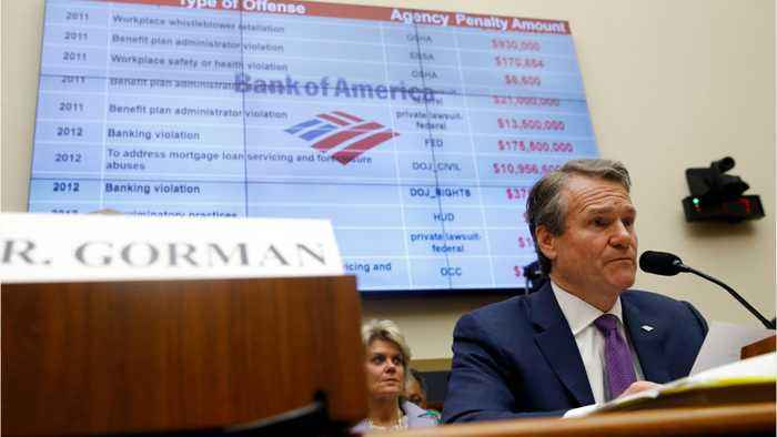 Bank of America CEO Brian Moynihan: recession is unlikely