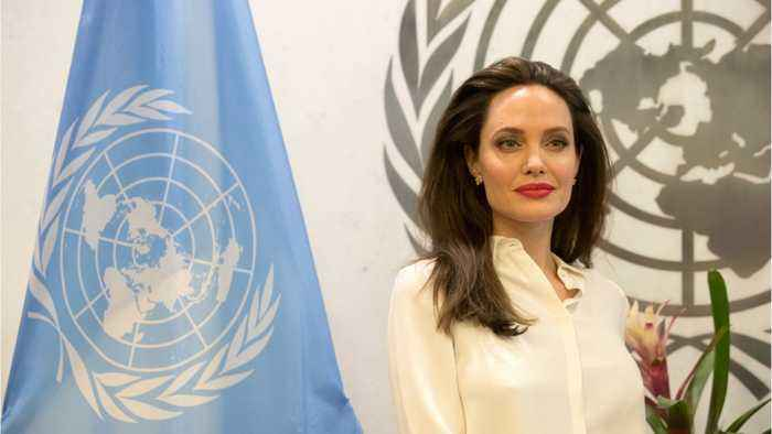 Angelina Jolie Named Time Magazine Contributing Editor
