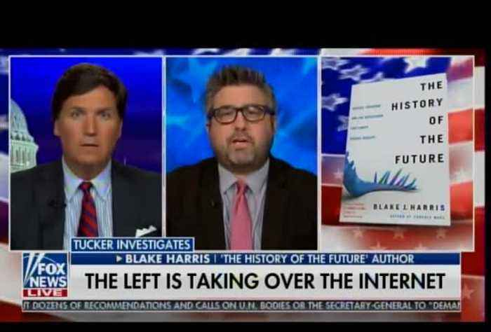 Tucker warns about tech censorship of conservatives