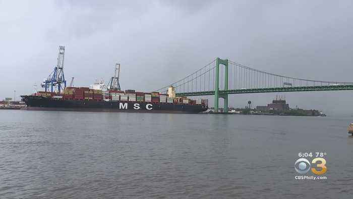 Several Arrests Made In $1 Billion Cocaine Bust At Philadelphia Port
