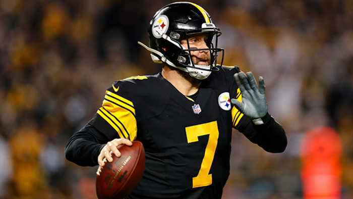 NFL Network's David Carr highlights one area Pittsburgh Steelers quarterback Ben Roethlisberger can improve on in 2019