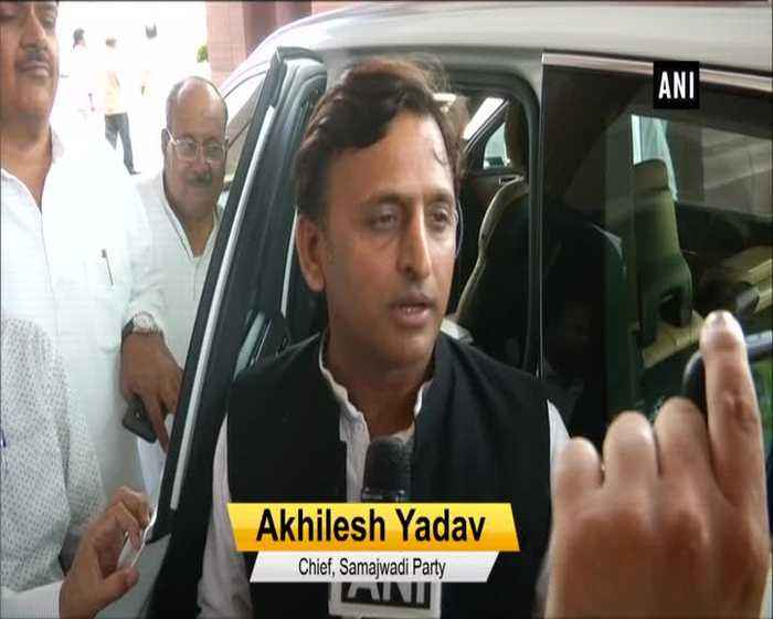 Many parties will never agree for 'One Nation One Election Akhilesh Yadav